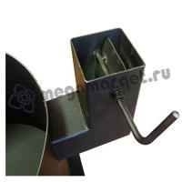 Печь для казана с дымоходом на 8 литров (премиум)_2