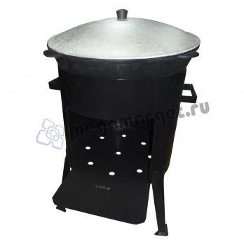 Казан 12 литров + печь (стандарт)